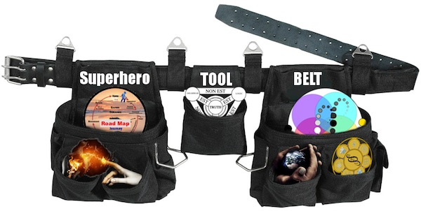 Superhero ToolBelt